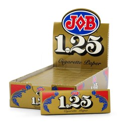 """JOB 1.25"""" Papers Gold - 24ct Box"""