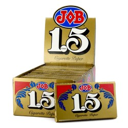 """JOB 1.5"""" Papers Gold - 24ct Box"""