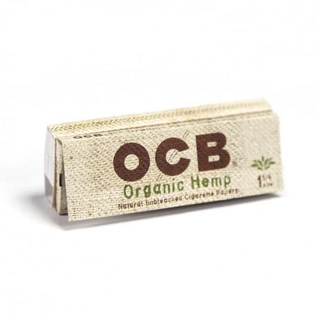 "OCB Organic Hemp Papers - 1.25"" 24ct Box"