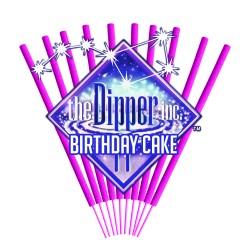 The Dipper 19' 50ct - Birthday Cake
