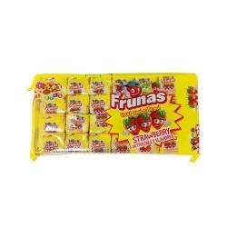 Frunas Fruit Chews Strawberry 48ct