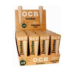 OCB   - Bamboo Cone 32/3ct - King