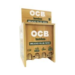 OCB   - Bamboo 72ct - Assorted Display