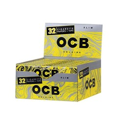 OCB   - Solaire 24ct - Slim w/Tips