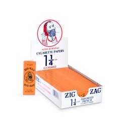 Zig Zag 24ct - Orange