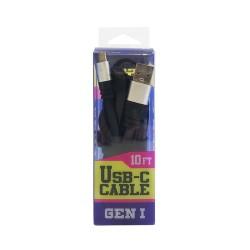 GEN I  C CABLE 10' - BLACK