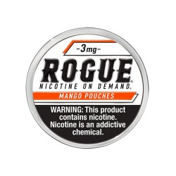 ROGUE Nicotine Pouches 6mg 5ct - MANGO