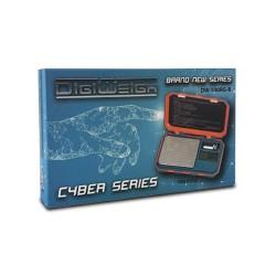 DigiWeigh DW-100RG-B 100x0.01g Cyber ORANGE