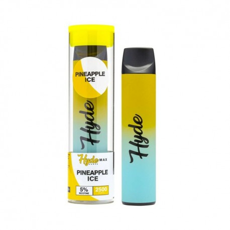 HYDE CURVE MAX 10CT PINEAPPLE ICE
