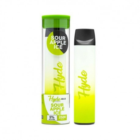 HYDE CURVE MAX 10CT SOUR APPLE ICE