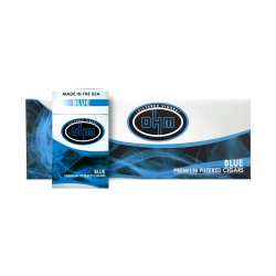 OHM  Filtered Cigars - BLUE