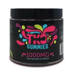 Terp Nation Gummies 1000mg APPLE RINGS